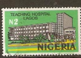 Nigeria 1973  SG 306  Teaching Hospital  Fine Used - Nigeria (1961-...)