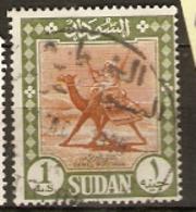 Sudan 1962   SG 469  Camel Post  Fine Used - Soudan (1954-...)