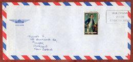 Luftpost, James Cook, Avarua Cook Islands Nach Auckland 1979 (71774) - Cookinseln