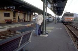 - 64 - Orthez (64) - Carte Postale Moderne - SNCF - Orthez