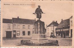 Merchtem - Monument (1914-1918) En Krekelendries - Merchtem
