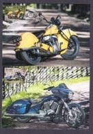 4.- ALAND 2018 FOUR MAXIMUM CARDS MOTORCYCLES - Aland
