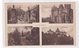 CINTRA. G&F. MULTI VUE VINTAGE LANDSCAPE CPA CIRCA 1900s  - BLEUP - Portogallo