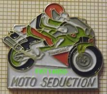 KAWASAKI   MOTO SEDUCTION - Motos