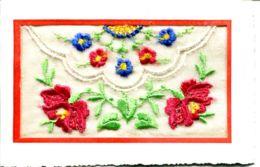 N°72215 -carte Brodée -enveloppe- - Altri
