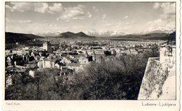 LUBIANA - SLOVENIA -  VG 1941 FP - 4 - Slovenia