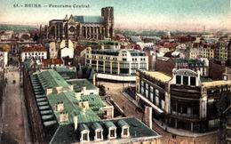 Reims - Panorama Central - Magasin De Nouveautes - Aux Fabriques Françaises - Fabriques -magasins/   /      LOT 721 - Reims