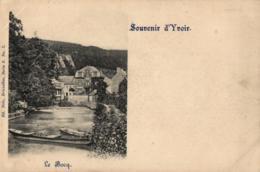 BELGIQUE - NAMUR - YVOIR - Souvenir D'Yvoir - Le Bocq ( Précurseur). - Yvoir