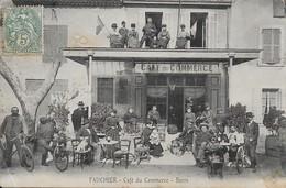 Faucher Cafe Du Commerce Berre - France
