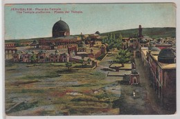 Jerusalem Place Du Temple - Israele