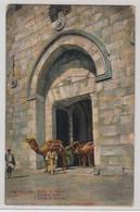 Jerusalem Porte De David - Israele