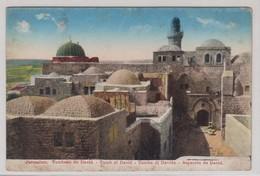 Jerusalem Tombeau De David - Israele