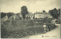 Weillen -- Le Château.    (2 Scans) - Onhaye