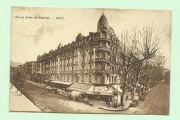 NICE - Grand Hôtel De Noailles - Cafés, Hotels, Restaurants