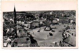 COURTRAI. VUE PANORAMIQUE PRISE DE LA TOUR ST. MARTIN...... - Kortrijk