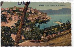 DEPT 13 : édit. Cim : Marseille La Corniche Et Le Prophète ,  ( Cachet Gare 1936 ) - Marsella