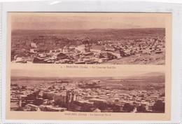 SYRIE. BAALBEK. LE QUARTIER SUD EST ET NORD. PALMYRA HOTEL. M HARRIZ. VINTAGE LANDSCAPE CPA CIRCA 1900s  - BLEUP - Siria