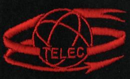 TELEC TELECOMMUNICATIONS  Insigne Tissu De Spécialité MARINE - Marine
