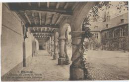 Rixensart - 3 -  Château Du Comte De Mérode - Vue Des Arcades Et Cour Intérieure - Rixensart