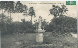 Momignies - Pensionnat Ste-Thérèse - Le Jardin - Edit. E. Douniau - 1909 - Bassenge