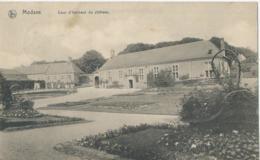 Modave - Cour D'honneur Du Château - Edition Spéciale De L'Hôtel Du Pont De Bonne - 1923 - Modave