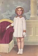 Cartolina SHIRLEY TEMPLE (Fox Film). 1939 - Cinema