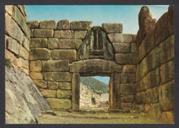 84799/ MYCENAE, The Lion Gate - Grèce