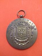 Médaille , Ville De Wavre - Belgique