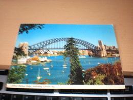 Sydney Harbour Bridge Overlooking Lavender Bay - Ohne Zuordnung