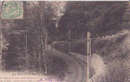 CPA - La Rampe Du Train électrique Au Flanc Du Hohneck - Altri Comuni
