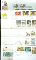 Collectie Van 500 FDC's NEDERLAND. LEUKE PARTIJ VOOR WEDERVERKOPERS (10) - Sammlungen