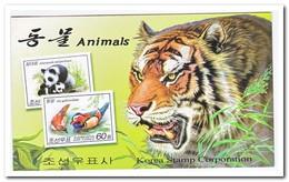Noord Korea 2010, Postfris MNH, Animals( Booklet ) - Korea (Noord)
