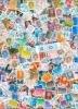 10 Kilo TEMBRES PAYS-BAS * SANS PAPIER * SELLOS Briefmarken * 200.000++ STAMPS THE NETHERLANDS OFF PAPER - Stamps
