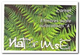 Luxemburg 2002, Postfris MNH, Flowers, Nature, Butterflies ( Booklet ) - Booklets