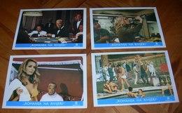Michael Crawford HELLO-GOODBYE Genevieve Gilles 4x Yugoslavian Lobby Cards - Fotos