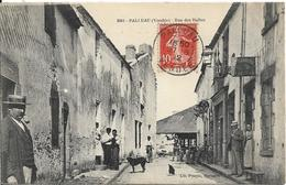 PALLUAU Rue Des Halles.Boulangerie - France