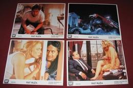 Michael Douglas WAR OF THE ROSES Kathleen Turner 4x Yugoslavian Lobby Cards - Fotos