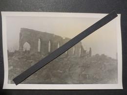 Le Havre - Carte Photo - Eglise St Joseph Après Bombardement Du 5/9/ 44  - TBE - - Le Havre