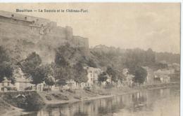 Bouillon - La Semois Et Le Château-Fort - Editeur Albert Florin - 1920 - Bouillon