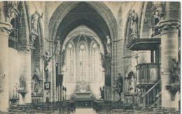 Deinze - Deynze - Binnenzicht Der Kerk - Intérieur De L'Eglise - 1921 - Deinze
