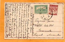 Hungary Old Postcard Mailed - Hungary