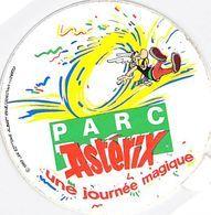 Autocollant - Parc ASTERIX - Une Journée Magique - Stickers