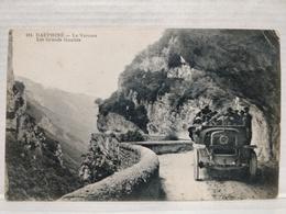 Vercors. Les Grands Goulets. Autocar. Bus - Other Municipalities