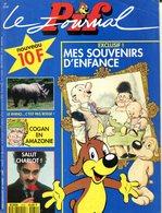 Pif Gadget N°1230 De Février 1993 - BD : Cogan - Reprise Très Anciennes BD De Pif Le Chien - Pif Gadget