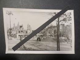 Le Havre - Carte Photo - Magasin Bata  Après Bombardement Du 5/9/ 44  - TBE - - Le Havre