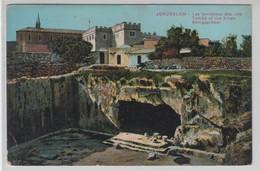Jerusalem Les Tombeaux Des Rois - Israele