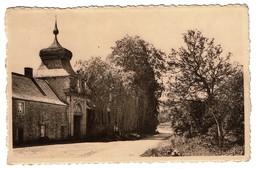 Faulx-les-Tombes - L'Abbaye De Grand'Pré - Porche Daté De 1772 - Circulée - Edit. Marchal Et Flahaux - 2 Scans - Gesves