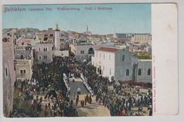 Bethlehem Christmas Day - Israele