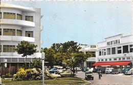 CPA-1963-CENTRE AFRIQUE-BANGUI-Place République Et AV De L Independance-TBE - Centraal-Afrikaanse Republiek