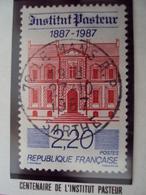 """80-89-  Timbre Oblitéré  N°2496    """" 100 Ans Institut Pasteur     """"    0.20 - France"""